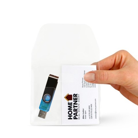Busta porta USB e business card 3L - 10260 (conf.10)