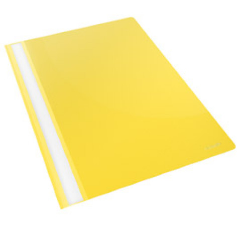 (25) CARTELLINA PPL CON FERMAFOGLI 21X29,7 GIALLO REPORT FILE ESSELTE