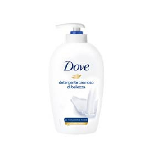 (6) SAPONE LIQUIDO DOVE CREAM WASH 250ml