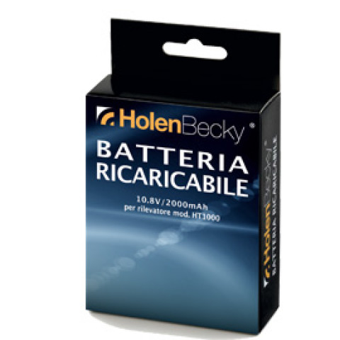 BATTERIA RICARICABILE AL LITIO per HT1000 Money Cube