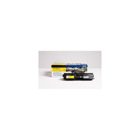 Originale Brother laser toner standard 321 - giallo - TN-321Y