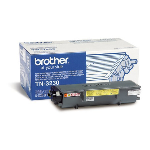Originale Brother laser toner 3200 - nero - TN-3230