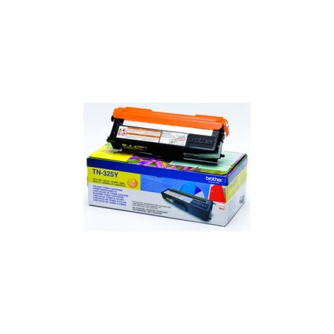 Originale Brother laser toner 325 - giallo - TN-325Y