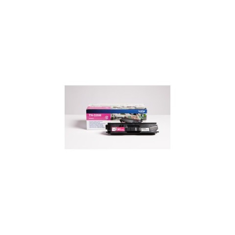 Originale Brother laser toner A.R. 328 - magenta - TN-326M