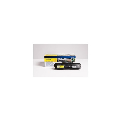 Originale Brother laser toner A.R. 329 - giallo - TN-326Y