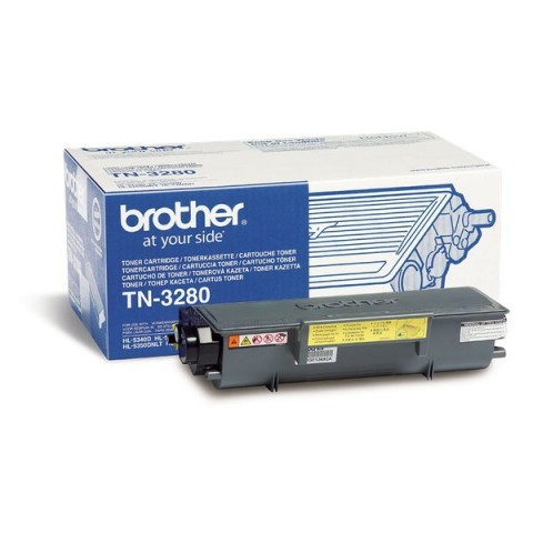 Originale Brother laser toner A.R. 3200 - nero - TN-3280