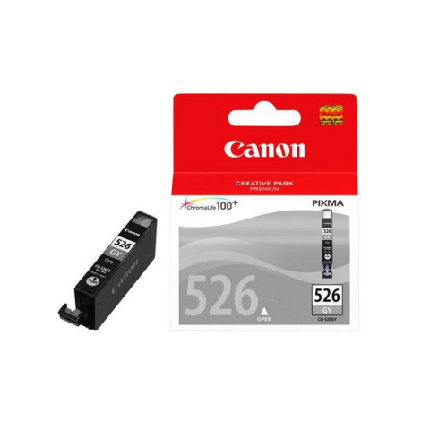 Originale Canon inkjet serb. ink. Chromalife 100+ CLI-526GY - 9 ml - grigio - 4544B001