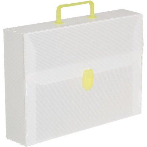 Valigette in polionda Dispaco - 38x5x27 cm - EURO 5T