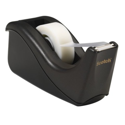 Dispenser C60 Scotch - nero - C60-BK4