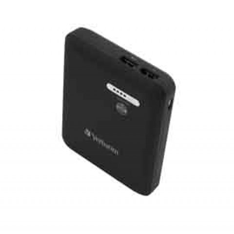 Dual USB Portable Power Pack - 13600 mAh